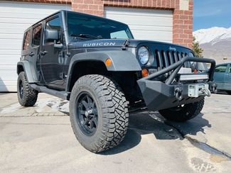 2010 Jeep Wrangler Unlimited Rubicon LINDON, UT 1