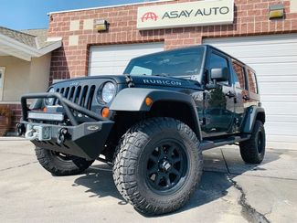 2010 Jeep Wrangler Unlimited Rubicon LINDON, UT 10