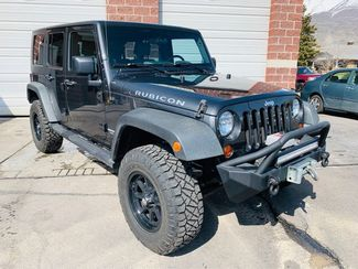 2010 Jeep Wrangler Unlimited Rubicon LINDON, UT 2