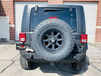 2010 Jeep Wrangler Unlimited Rubicon LINDON, UT 5
