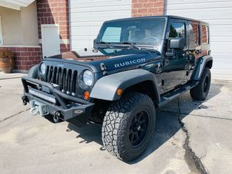 2010 Jeep Wrangler Unlimited Rubicon LINDON, UT 8