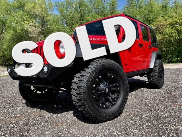 2010 Jeep Wrangler Unlimited Rubicon LINDON, UT