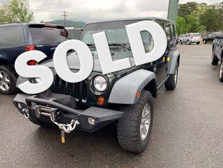 2010 Jeep Wrangler Unlimited in Little Rock AR