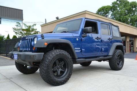 2010 Jeep Wrangler Unlimited Sport in Lynbrook, New