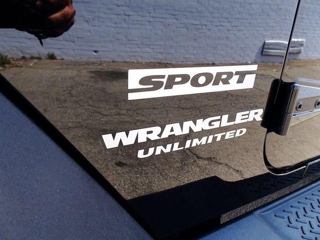 2010 Jeep Wrangler Unlimited Sport Madison, NC 11