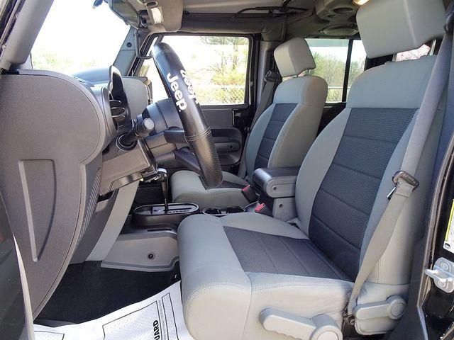 2010 Jeep Wrangler Unlimited Sport Madison, NC 21