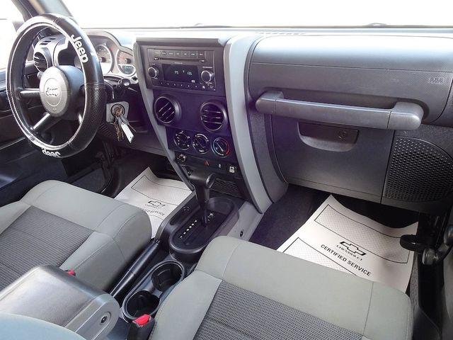 2010 Jeep Wrangler Unlimited Sport Madison, NC 30