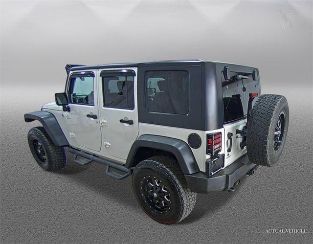 2010 Jeep Wrangler Unlimited Sport Madison, NC 3