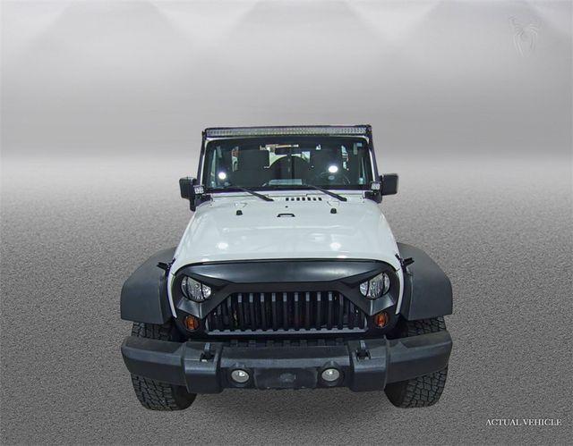 2010 Jeep Wrangler Unlimited Sport Madison, NC 5