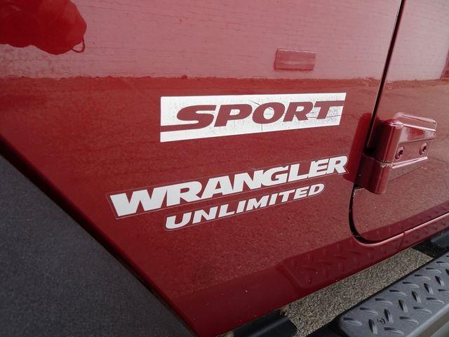 2010 Jeep Wrangler Unlimited Sport Madison, NC 14