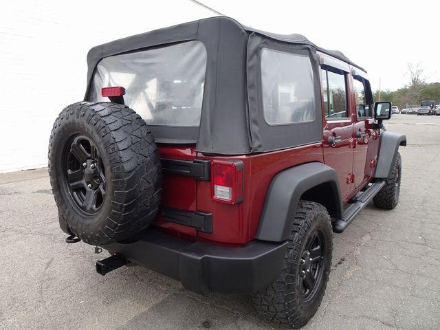 2010 Jeep Wrangler Unlimited Sport Madison, NC 1