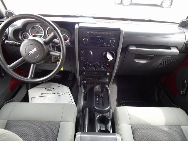 2010 Jeep Wrangler Unlimited Sport Madison, NC 22