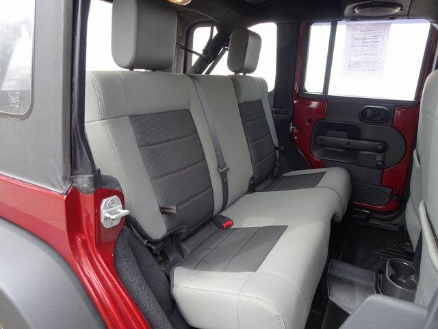 2010 Jeep Wrangler Unlimited Sport Madison, NC 33