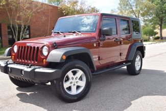 2010 Jeep Wrangler Unlimited Sport in Memphis Tennessee, 38128
