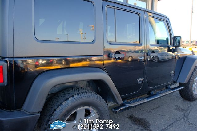 2010 Jeep Wrangler Unlimited Rubicon in Memphis, Tennessee 38115