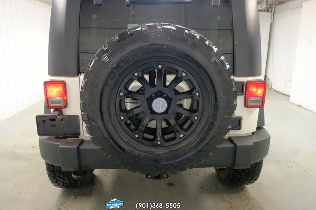 2010 Jeep Wrangler Unlimited Sport in Memphis, Tennessee 38115