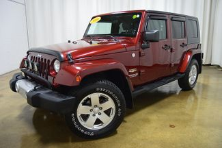 2010 Jeep Wrangler Unlimited Sahara in Merrillville, IN 46410