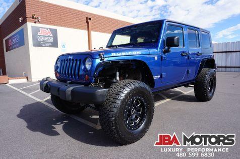 2010 Jeep Wrangler Unlimited Rubicon Hardtop 4 Door 4x4 4WD LIFTED | MESA, AZ | JBA MOTORS in MESA, AZ