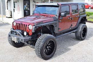 2010 Jeep Wrangler Unlimited in Mt. Carmel, IL