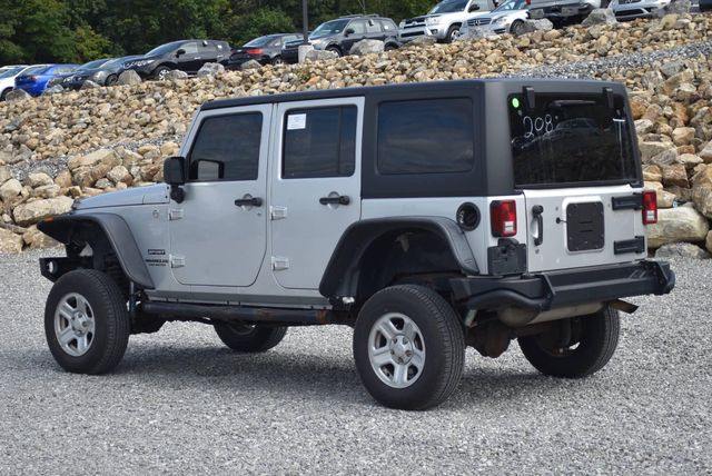 2010 Jeep Wrangler Unlimited Sport Naugatuck, Connecticut 2