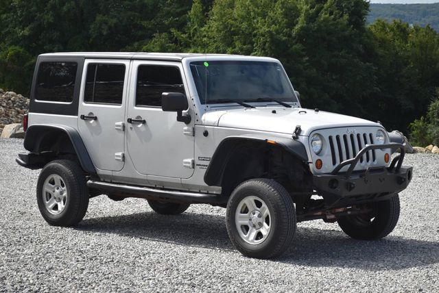 2010 Jeep Wrangler Unlimited Sport Naugatuck, Connecticut 6
