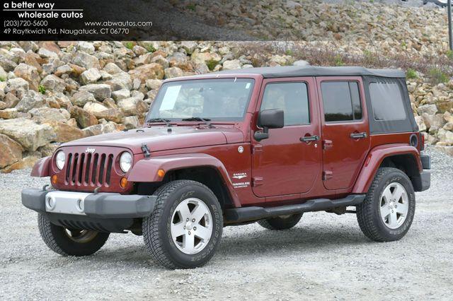 2010 Jeep Wrangler Unlimited Sahara 4WD Naugatuck, Connecticut