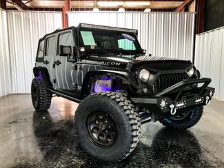 2010 Jeep Wrangler Unlimited Rubicon in New Braunfels TX, 78130