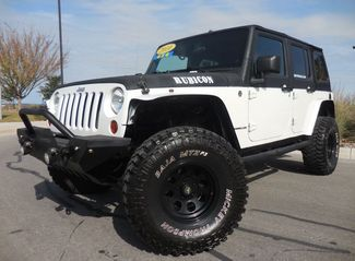 2010 Jeep Wrangler Unlimited Rubicon in New Braunfels, TX 78130
