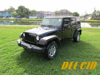 2010 Jeep Wrangler Unlimited Sport in New Orleans, Louisiana 70119