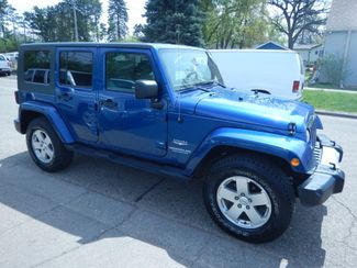 2010 Jeep Wrangler Unlimited Sahara in Oakdale, Minnesota 55128