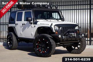 2010 Jeep Wrangler Unlimited Rubicon in Plano, TX 75093