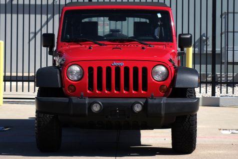 2010 Jeep Wrangler Unlimited Sport* 2WD* Auto* EZ Finance** | Plano, TX | Carrick's Autos in Plano, TX