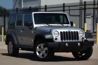 2010 Jeep Wrangler Unlimited Sport* 2 WD* Hard Top* Auto Trans* EZ Financing**   Plano, TX   Carrick's Autos in Plano TX