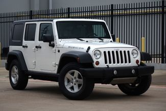 2010 Jeep Wrangler Unlimited Rubicon* 4x4* Hard Top* Rubicon* EZ Finance** | Plano, TX | Carrick's Autos in Plano TX