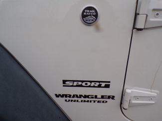 2010 Jeep Wrangler Unlimited Sport Ravenna, MI 16