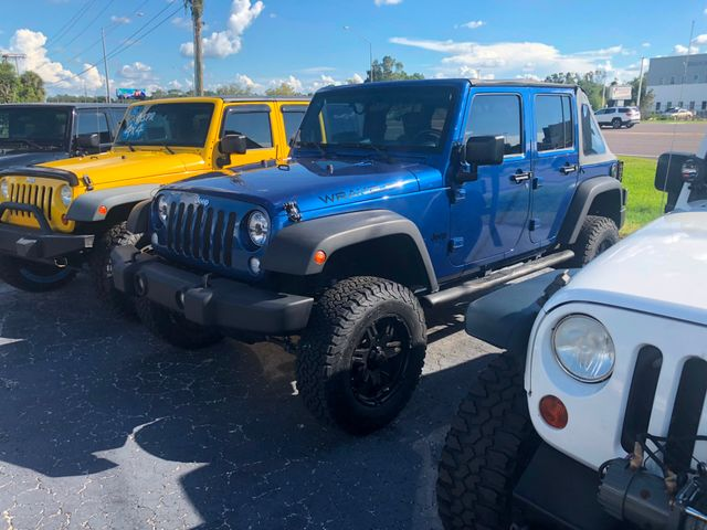 2010 Jeep Wrangler Unlimited Sport Riverview, Florida