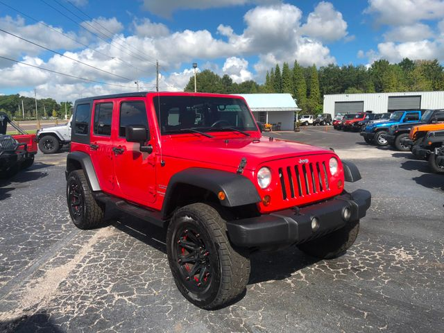2010 Jeep Wrangler Unlimited Sport Riverview, Florida