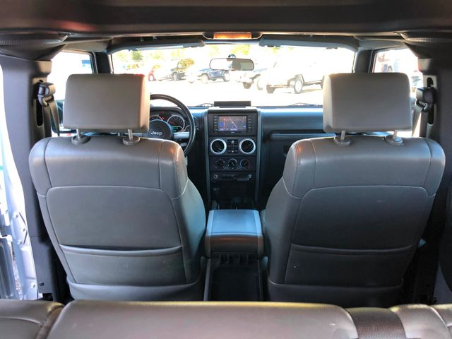 2010 Jeep Wrangler Unlimited Sahara Riverview, Florida 6