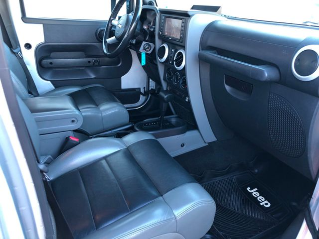 2010 Jeep Wrangler Unlimited Sahara Riverview, Florida 8