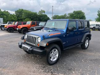 2010 Jeep Wrangler Unlimited Mountain in Riverview, FL 33578