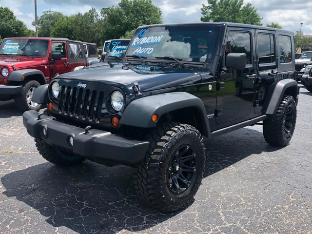 2010 Jeep Wrangler Unlimited Rubicon in Riverview, FL 33578