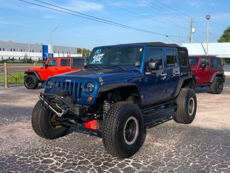 2010 Jeep Wrangler Unlimited Sport in Riverview, FL 33578