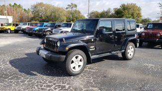 2010 Jeep Wrangler Unlimited Sahara in Riverview, FL 33578