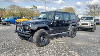 2010 Jeep Wrangler Unlimited Sport in Riverview, FL 33578