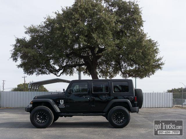 2010 Jeep Wrangler Unlimited Sport 3.8L V6