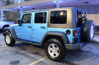 2010 Jeep Wrangler Unlimited Islander  city PA  Carmix Auto Sales  in Shavertown, PA