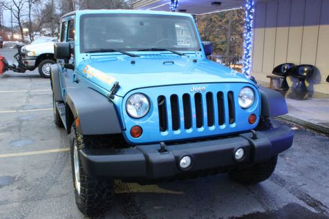 2010 Jeep Wrangler Unlimited Islander in Shavertown