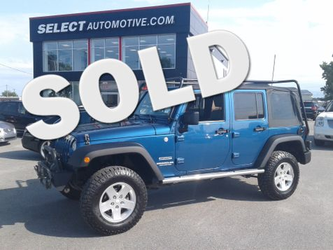 2010 Jeep Wrangler  Unlimited Sport 4X4 in Virginia Beach, Virginia
