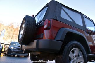 2010 Jeep Wrangler Rubicon Waterbury, Connecticut 11