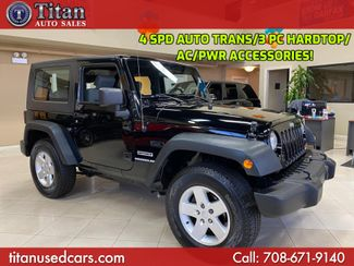 2010 Jeep Wrangler Sport in Worth, IL 60482